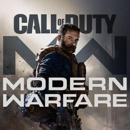 Call of Duty Modern Warfare Cover