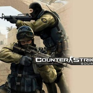 Counter-Strike Source Cover