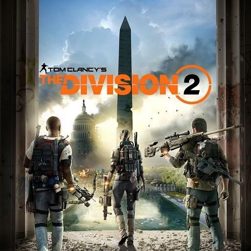 Tom Clancy´s The Division 2 Cover
