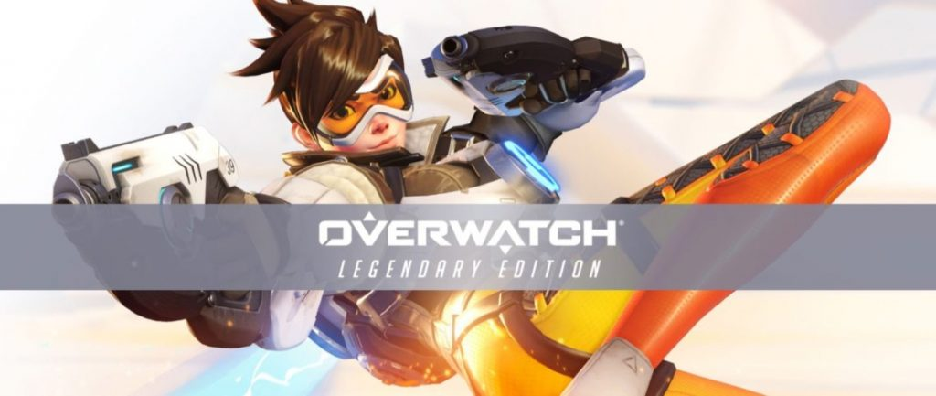 Overwatch Legendary Edition Cover