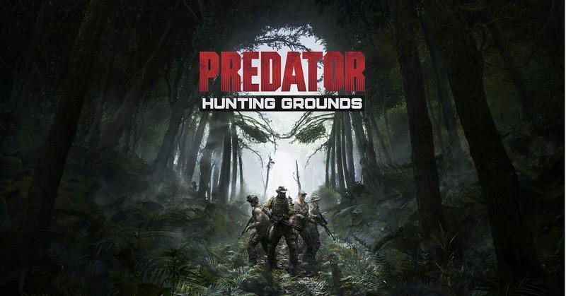 Predator Hunting Grounds Cover