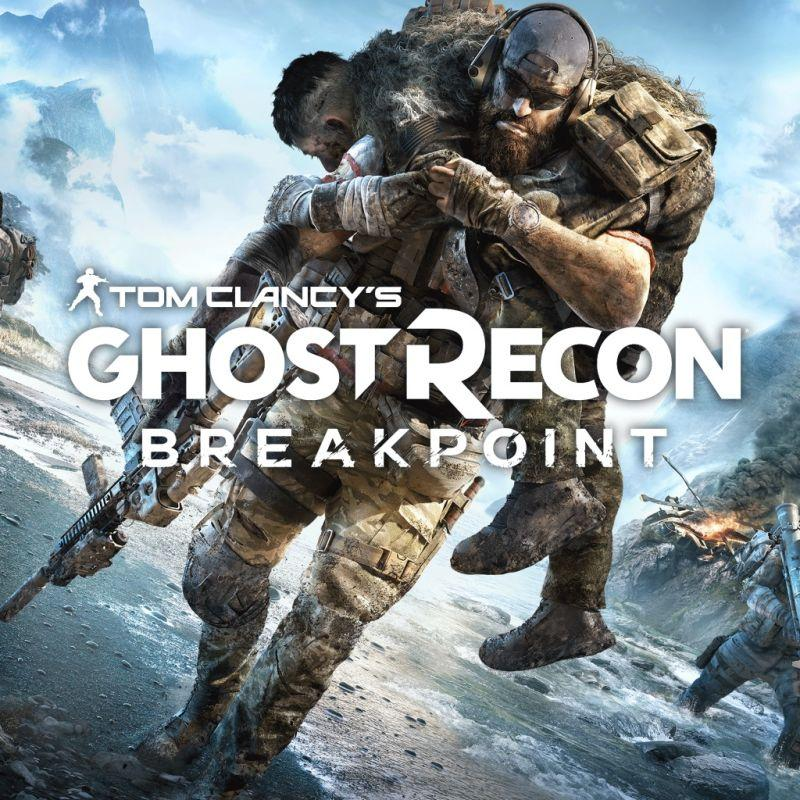 Tom Clancy's Ghost Recon Breakpoint Cover