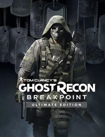 Tom Clancy's Ghost Recon Breakpoint Ultimate Edition Cover