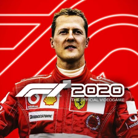 F1 2020 Deluxe Schumacher Edition Cover