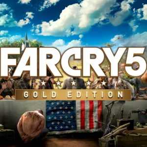 Far Cry 5 - Gold Edition Cover