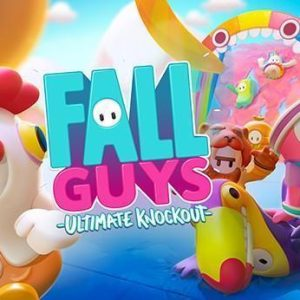 Fall Guys Ultimate Knockout Cover