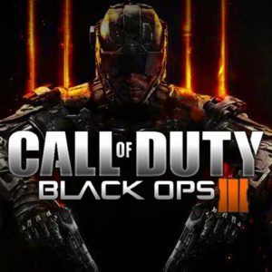 Call of Duty Black Ops 3 COVER