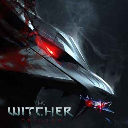The Witcher Trilogy Cover
