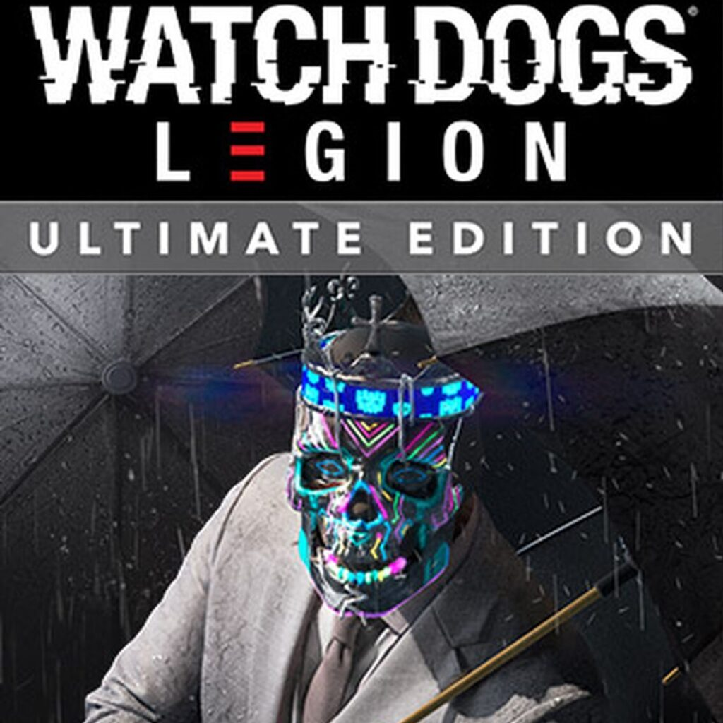 Watch Dogs Legion - Ultimate Edition Cover