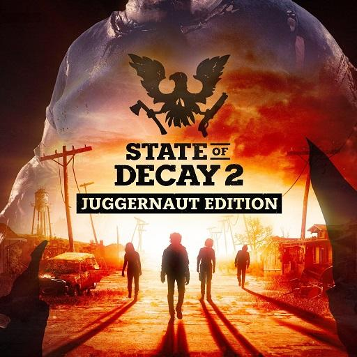 State of Decay 2- Juggernaut Edition Cover